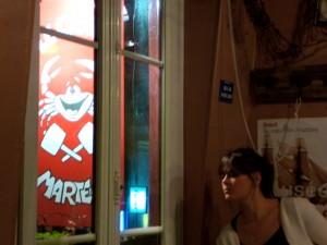 Inside Le Crabe Marteau