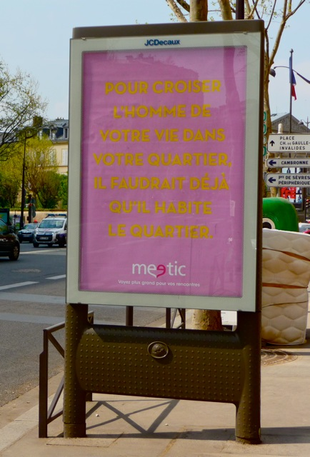 Meetic Sign