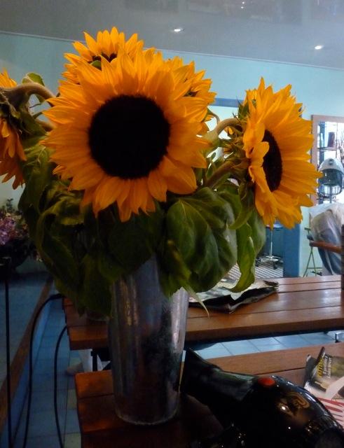 Flowers for Babette